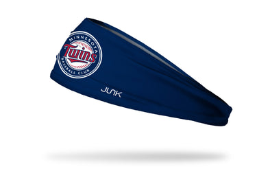 Minnesota Twins: Logo Navy Headband