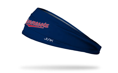 Minnesota Twins: 10,000 Headband
