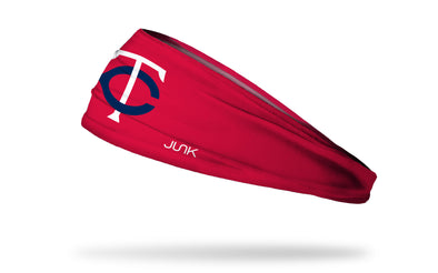 Minnesota Twins: Twin Cities Red Headband