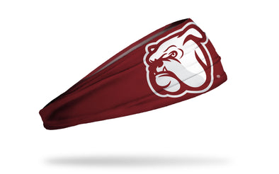 Mississippi State University: Oversized Bulldog Headband