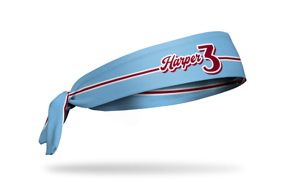 MLB Players Association Headband Bryce Harper Stripe