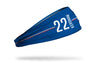 MLB Players Association Headband Clayton Kershaw 22