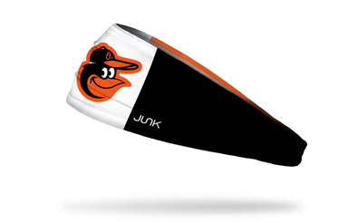 Baltimore Orioles: 3 Stripe Oriole Headband