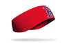 Boston Red Sox: Old English Red Ear Warmer