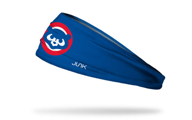Chicago Cubs: Big Blue Train Headband