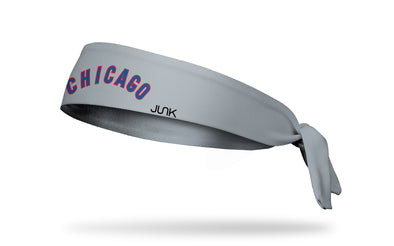 Chicago Cubs: Mr. Cub Tie Headband