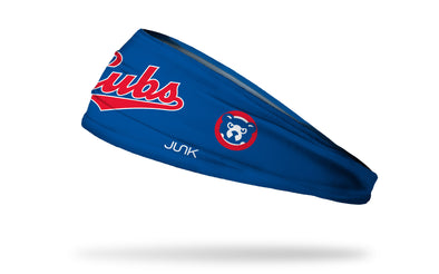 Chicago Cubs: The North Siders Headband
