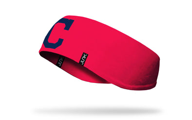 Cleveland Indians: Logo Red Ear Warmer