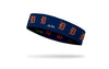 Detroit Tigers: Orange Logo Headband