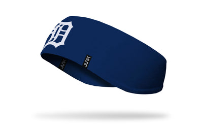 Detroit Tigers: White Logo Ear Warmer