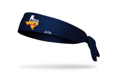 Houston Astros: 5 Stripe State Headband