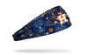 Houston Astros hispanic heritage night headband with sugar skull design