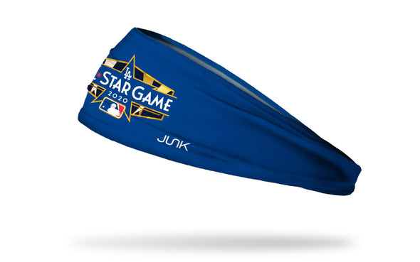 Los Angeles Dodgers: All-Star Game Logo Blue Headband