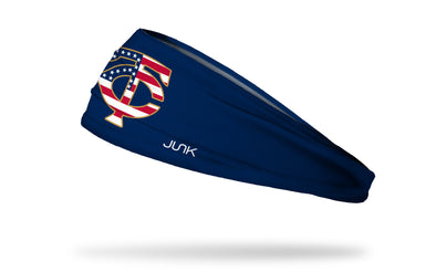 Minnesota Twins: Flag Headband