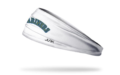 Seattle Mariners: Jr. Headband