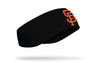 San Francisco Giants: Logo Black Ear Warmer
