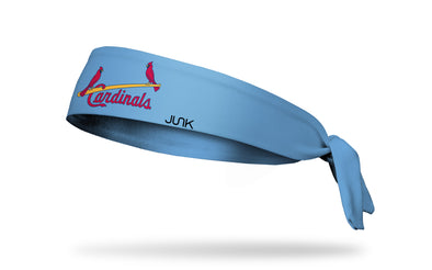 St. Louis Cardinals: The Wizard Tie Headband