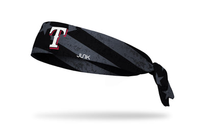Texas Rangers: Stars & Stripes Tie Headband