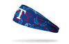 MLB hispanic heritage night headband with sugar skull design