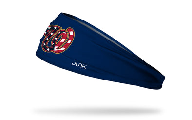 Washington Nationals: Flag Headband