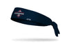 Washington Nationals Blue World Series Champion Tie Headband