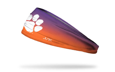Clemson Tigers: Death Valley Headband
