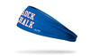 University of Kansas: Rock Chalk Royal Headband