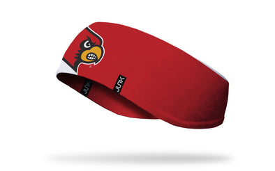 University of Louisville: Mascot Red to White Ear Warmer
