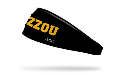 University of Missouri: Mizzou Black Headband