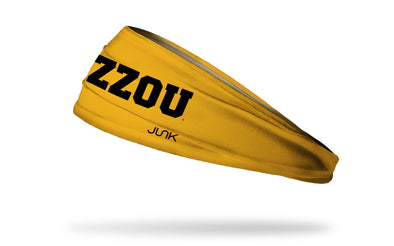 University of Missouri: Mizzou Gold Headband