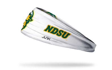 North Dakota State University: Oversized Bison Headband