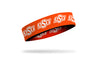 Oklahoma State University: Logo Orange Headband