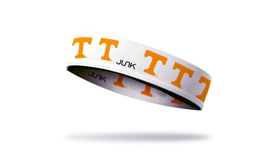 University of Tennessee: Logo White Headband