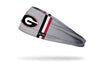 University of Georgia: Silver Britches Headband