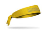 University of Michigan: Big House Tie Headband