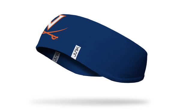 University of Virginia: Logo Navy Ear Warmer