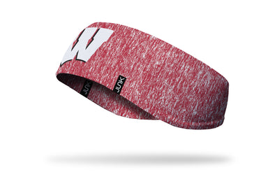 University of Wisconsin: Logo Heather Ear Warmer