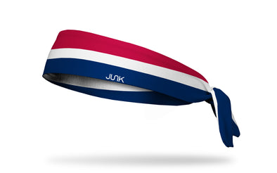 Netherlands Flag Headband