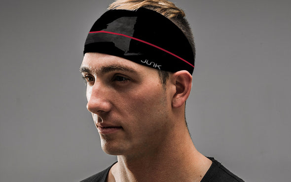 New York Thin Red Line Headband