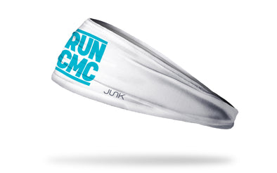 NFL Players Association Headband Christian McCaffrey Run CMC