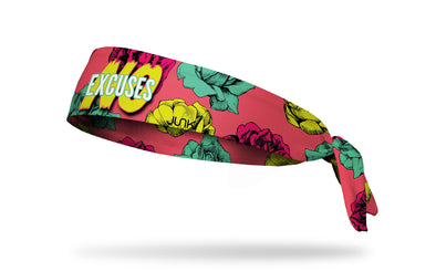 No Excuses Headband