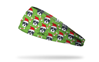 North Pole Pit Headband