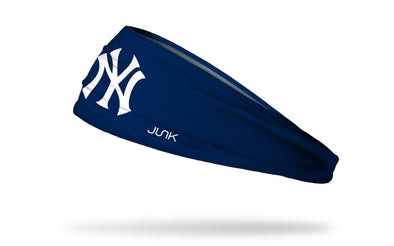 New York Yankees: Navy Headband
