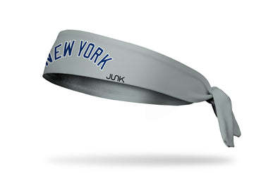 New York Yankees: Road Tie Headband