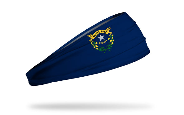 Nevada Flag Headband