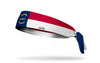 North Carolina Flag Headband