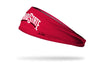 Ohio State: Wordmark Scarlet Headband