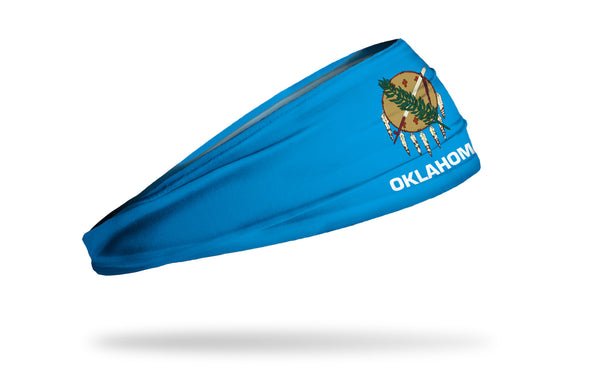 Oklahoma Flag Headband