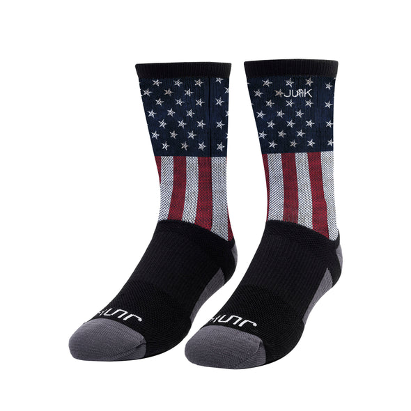 Ol' Glory Athletic Crew Sock