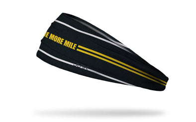 One More Mile Headband